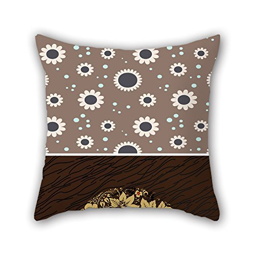 beautifulseason 18 X 18 Inches/45 by 45 cm Color Block Pillowcase,Twin Sides Ornament and Gift to Family,Deck Chair,Girls,Wedding,Floor,Bedroom -