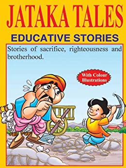 Jataka Tales-Educative Stories (English Edition) de [Gupta, Manish]
