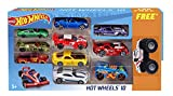 #7: Hot Wheels Promo Pack (10 Car Pack+ 1 Monster Jam Car)