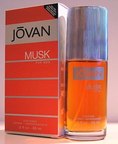 Jovan Musk for Men 88 ml Cologne Spray Neu OVP -