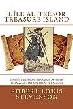 L'île au trésor / Treasure island: Edition bilingue français-anglais / Bilingual edition French-English