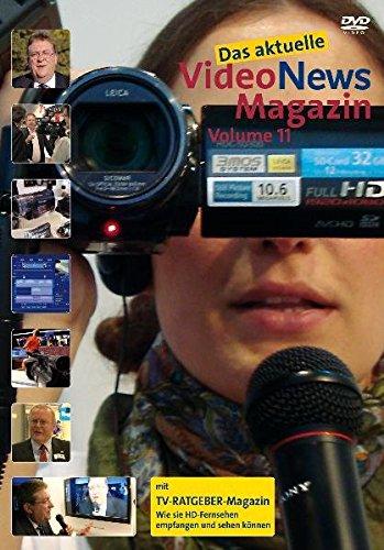 Video-News-Magazin 11: Mit Digital-TV Ratgeber Digital Lifestyle-digital-tv