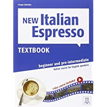 New Italian Espresso: Textbook + DVD 1