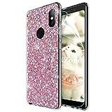 OKZone Redmi Note 5 Pro Case, Luxury Bling Glitter Sparkle