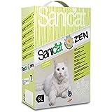 Best Dustfree Cat Litters - Sanicat Zen Cat Litter 6Litres Review