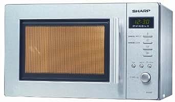 Sharp R-26ST-A Four à Micro Ondes Pose Libre 22 L 800 W