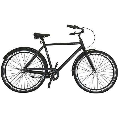 51KjusGehxL. SS500  - Vogue Palermo 28 Inch 56 cm Men 3SP Coaster Brake Matte black