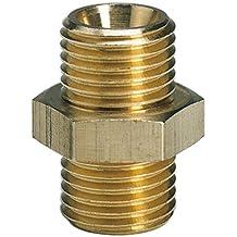 Einhell Doppelnippel R3/8 AG - Accesorio para compresores de aire