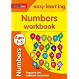 Counting Workbook Ages 3-5: Ideal for Home Learning Collins Easy Learning