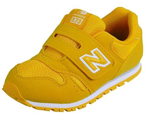 new balance niños amarillo