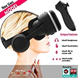 Irusu Play VR Plus VR Headset with Headphones and VR Remote Controller