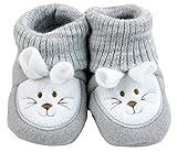 Baby Schuhe Strickschuhe Erstlingsschuhe Mäuse das kleine Geschenk (0-3 Monate)