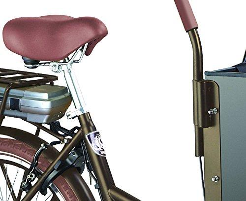 Lastenrad E-Bike Elektro Transportrad Voozer Bild 4*