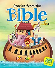 Large Print: Stories from the Bible
