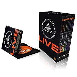 Rock and Roll Hall of Fame 9 DVD Box Set - As Seen On TV