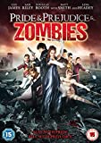 Pride & Prejudice & Zombies [DVD] [2016]