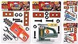 Mega Spielwerkzeug Set Akkuschrauber Stichsäge Handsäge Winkelschleifer uvm