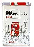 La colazione britannica di Charbrew di canna da tè - edizione limitata collezionista Articolo 60 sacchetti di tè della prima colazione inglese