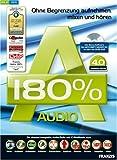 Produkt-Bild: Audio 180% Version 4.0