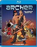 Archer: The Complete Season Two [USA] [Blu-ray]