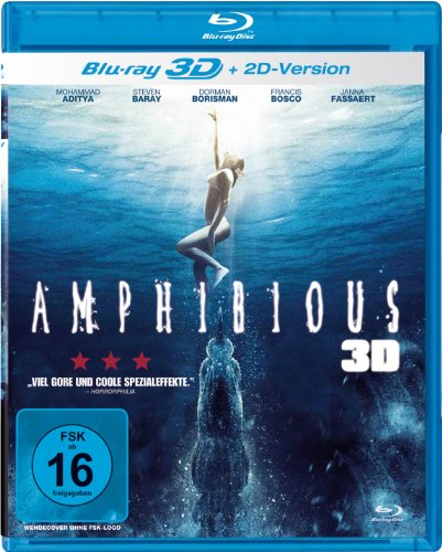 Amphibious 3D (inkl. 2D-Version) [Blu-ray 3D] - 3-tier-beleuchtung
