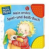 Mein erstes Spiel- und Beißbuch: Ab 6 Monaten (ministeps Bücher) - Regina Schwarz