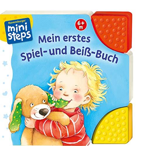 Mein erstes Spiel- und Beißbuch: Ab 9 Monaten (ministeps Bücher) (Baby-bücher Monate 9)
