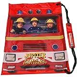 Trade Mark Collections Fireman Swimbag (Red)