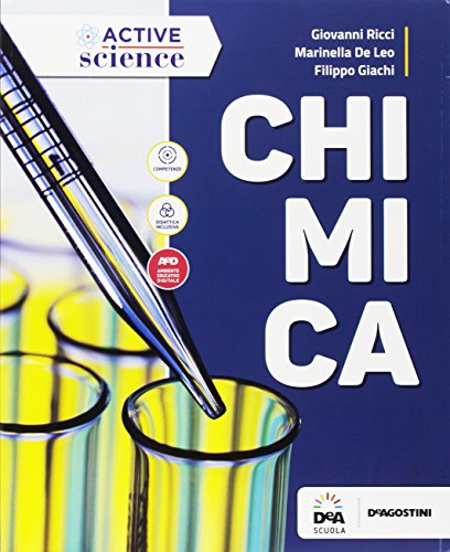 Chimica. Per le Scuole superiori. Con e-book. Con espansione online. Con Libro: Workbook per il ripasso e il recupero
