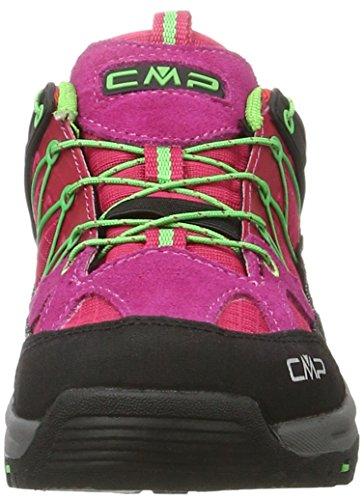 CMP Erwachsene CMP Wanderschuhe Unisex amp; Trekking Pink Unisex Ibisco Rigel 45q6nUUw