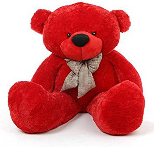 74% OFF on ToyHub Stuffed Spongy Huggable Cute Teddy Bear Birthday Gifts Girls Lovable Special Gift High Quality on Amazon | PaisaWapas.com