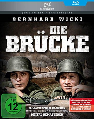 Die Brücke (Bernhard Wicki) - Filmjuwelen [Blu-ray]