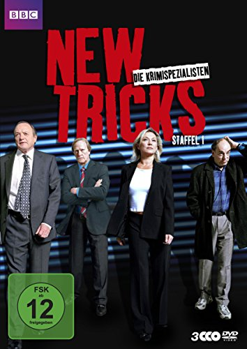 New Tricks - Die Krimispezialisten, Staffel 1 [3 DVDs] (Tricks Season New 3)