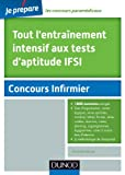 Image de Tout l'entraînement intensif aux tests d'aptitude IFSI : Planning, Or