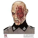 Lively Moments Vollmaske Zombie General im Weltkrieg / Halloween / Kostümzubehör