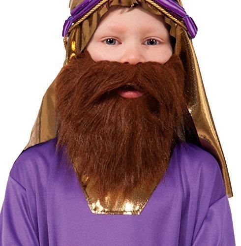 Toys & Child Forum-Novelties Biblical Times Wiseman Kinderkostüm Bart Modell: 73914