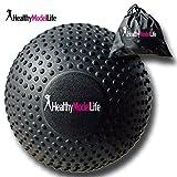 Faszienball Schaumstoff von Healthy Model Life - Der beste Massageball