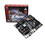 ADMI COMPONENT UPGRADE BUNDLE: Intel i7 6700 4.0GHz CPU Processor / Asus Z170 Pro Gaming DDR4 Motherboard / 16GB DDR4 3000MHz RAM Heatspreader Memory - Incredible value desktop PC upgrade solution ideal for multimedia and gaming PC's and general purpose desktop computers.