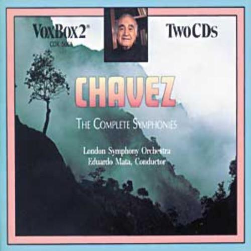 Chavez: Symphonies (1992-11-04)