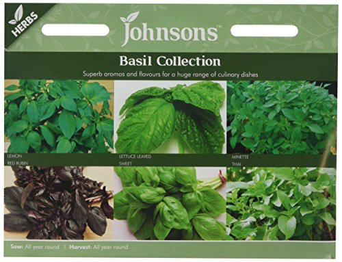 Johnson's UK/JO/VC Basil Collection
