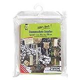Kölle's Beste Winterschutz Stammschutz Isoplus Spezial, ca. 100 cm hochx30 cm breit - aus hochwertigem Vlies - mit Isolierfolie und Klettverschluss - mehrere Winter verwendbar