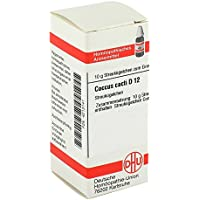 Coccus Cacti D 12 Globuli 10 g preisvergleich bei billige-tabletten.eu
