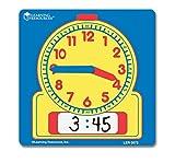 Learning Resources Horloges Effaçables Pour Les Élèves De -...