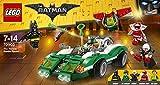 DC Comics Lego Batman The Riddler Riddle Racer Set
