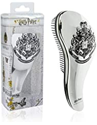 Harry Potter Geschenke für Mädchen | Innovative Haarbürste für alle Haartypen Detangling Styling Beauty Zubehör für Damen in praktischer Damenhandtaschengröße | Offizielles Produkt im Display