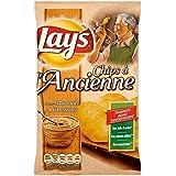 Lay's chips a l'ancienne moutarde 120g (Prix Par Unité) Envoi Rapide Et Soignée