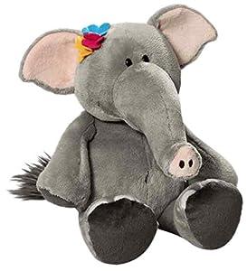 NICI 36600 - Animal de Peluche (N36600) - Peluche Elefante Priscilla 15cm, Juguete Peluche A Partir de 4 años