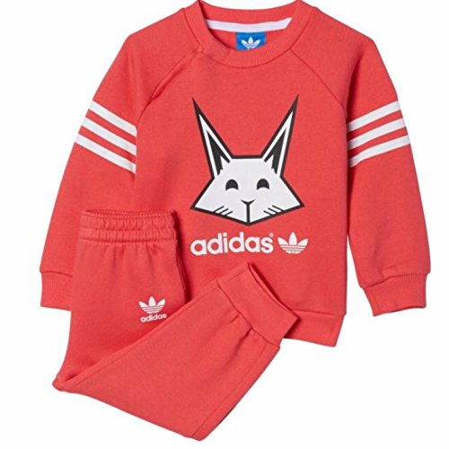 repentinamente justa espada  Adidas Infant Baby Girls Tracksuit (2-3 years)- Buy Online in Bahamas at  bahamas.desertcart.com. ProductId : 64868160.