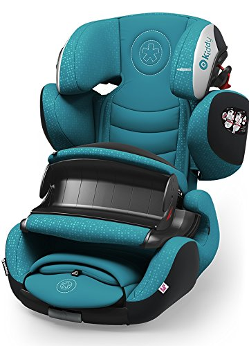 Preisvergleich Produktbild kiddy 41553GF034 Autositz Guardianfix 3 010 Ocean Petrol, blau