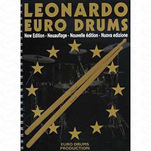 EURO DRUMS - arrangiert für Schlagzeug [Noten/Sheetmusic] Komponist : LEONARDO